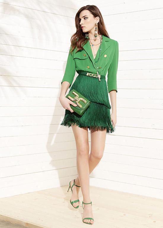 Одежда из коллекции Elisabetta Franchi