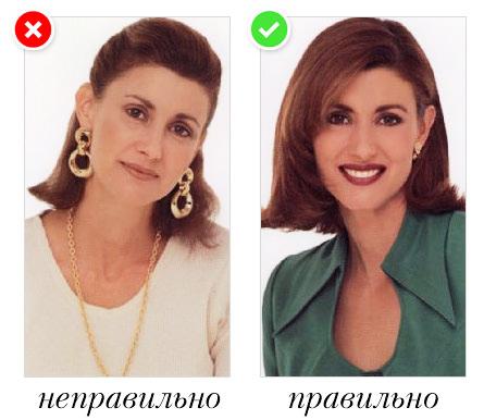 Выбираем правильный цветотип внешности