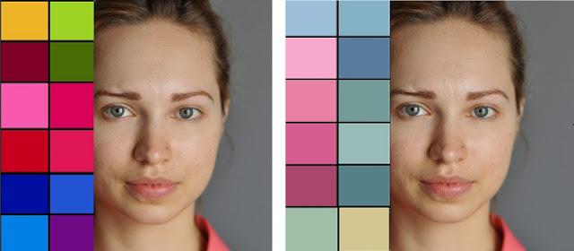 Как определить свой цветотип внешности