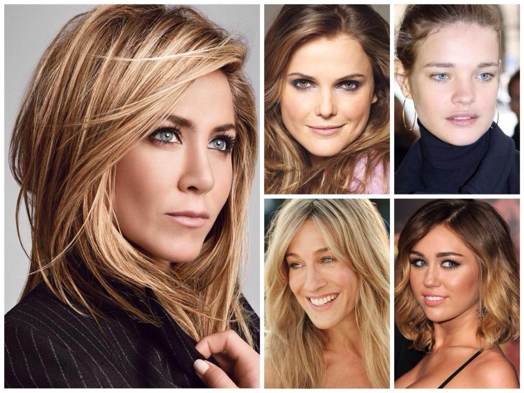 Примеры цветотипа Мягкое Лето: знаменитые актрисы и модели