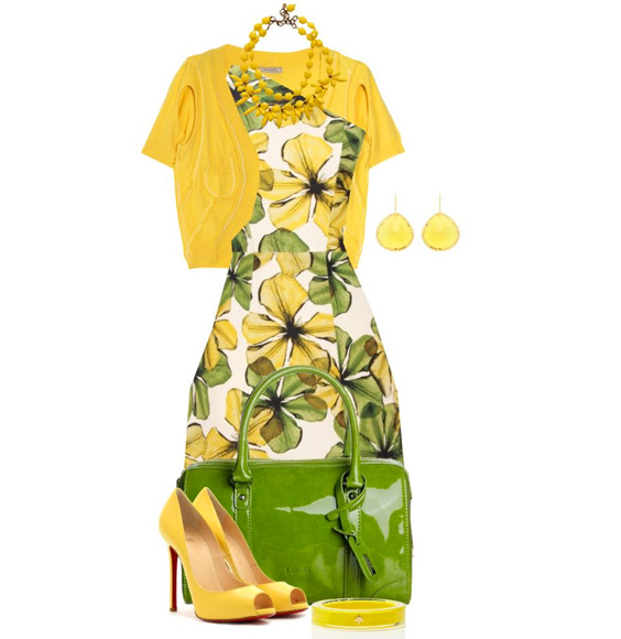 Цветотип Весна: цвета в одежде