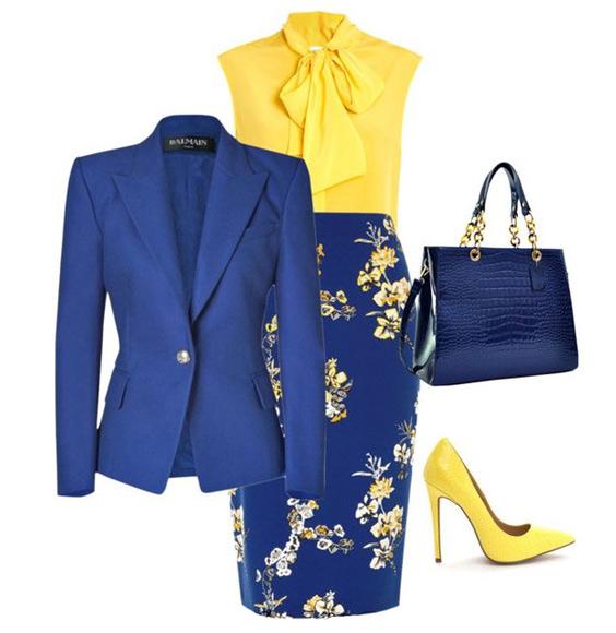 Одежда для женщин цветотипа Весна