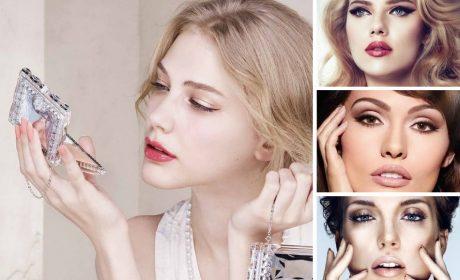 Уроки макияжа: как делать правильный макияж лица, пошагово