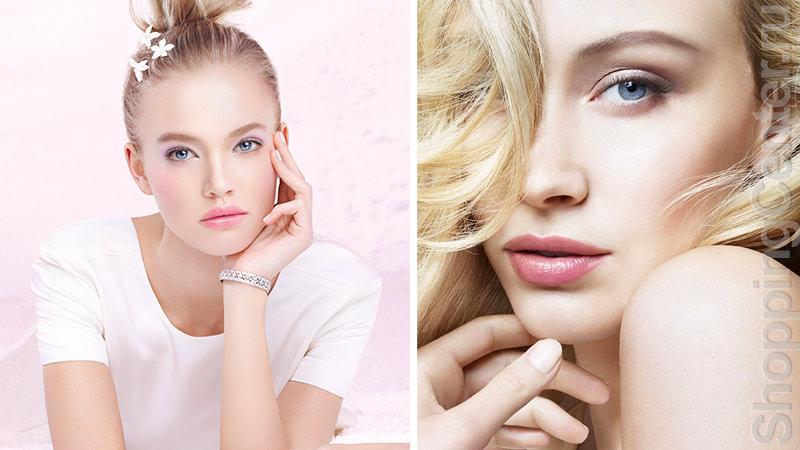 Красивый правильный макияж