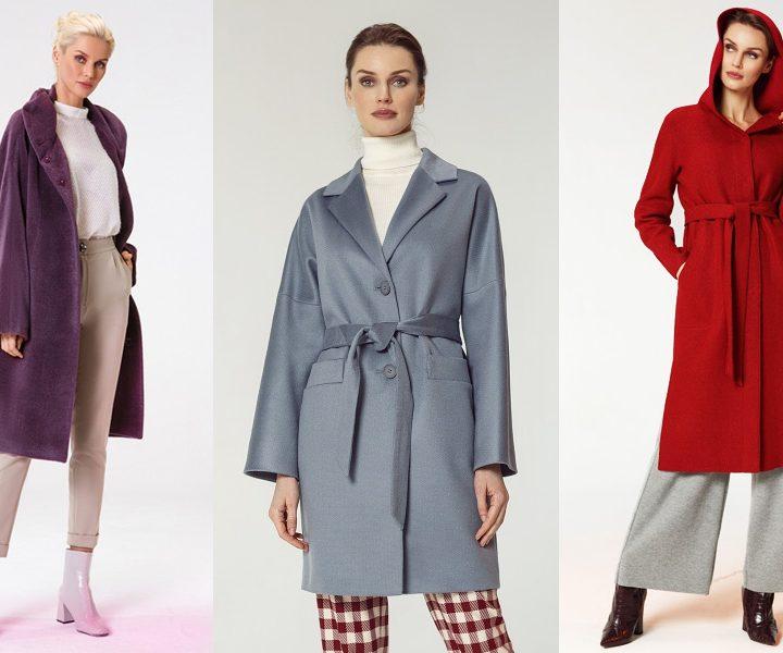 Яркая и модная осень: ищем лучшие осенние пальто