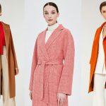 Женские пальто на осень