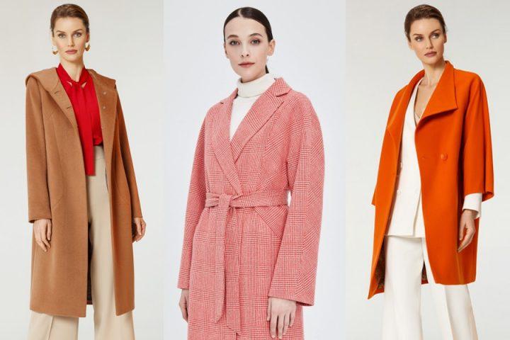 Навстречу свободе: модные пальто для осени