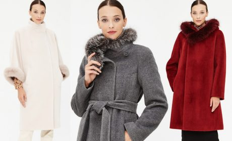 Согревающая красота: лучшие женские пальто для зимы