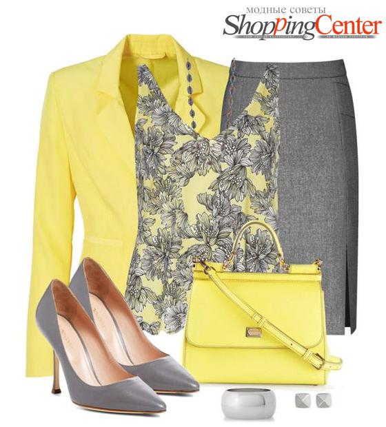 Модные цвета в одежде