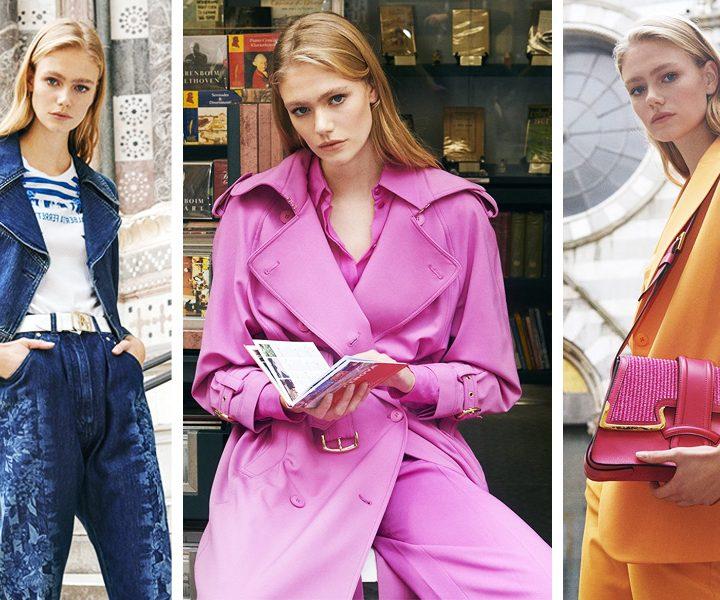 Это сейчас модно! Одежда, сумки и обувь, модные весной 2021