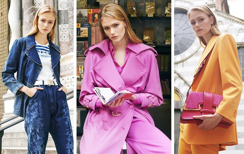 Весенняя мода. Что модно носить весной
