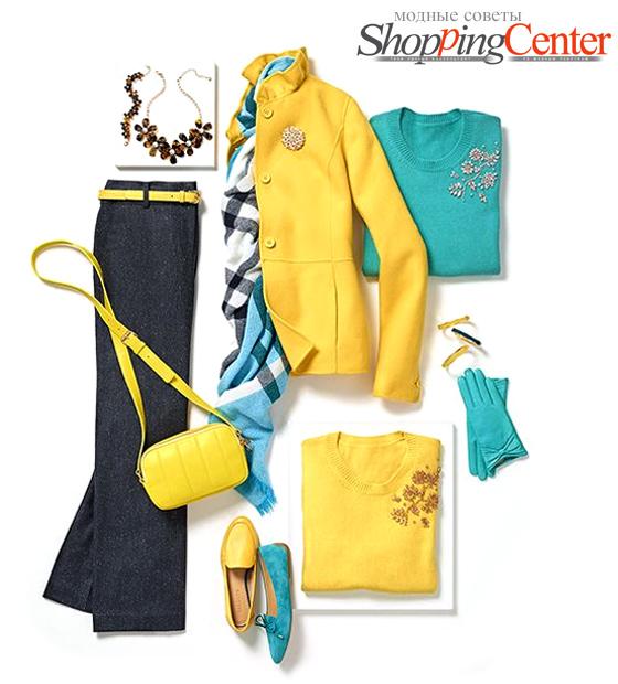 Модные цвета 2021 в одежде