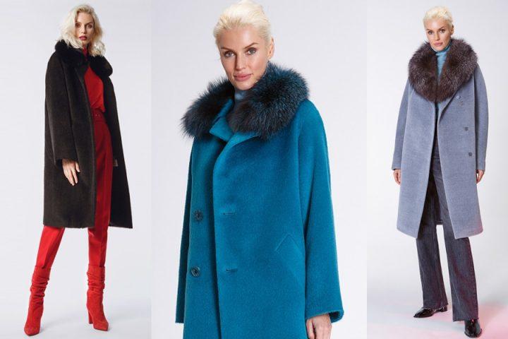 Россыпь самоцветов: модные пальто для зимы