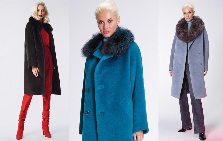 модные пальто для зимы