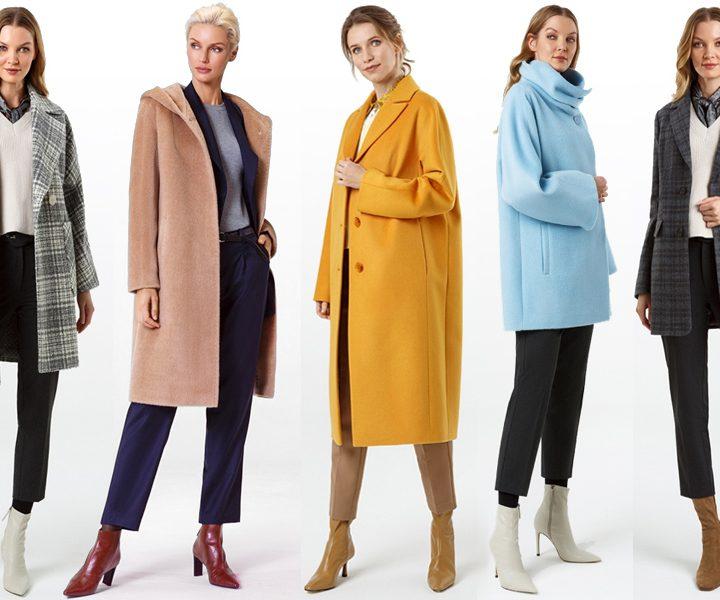 Время новых ощущений: модные пальто весны