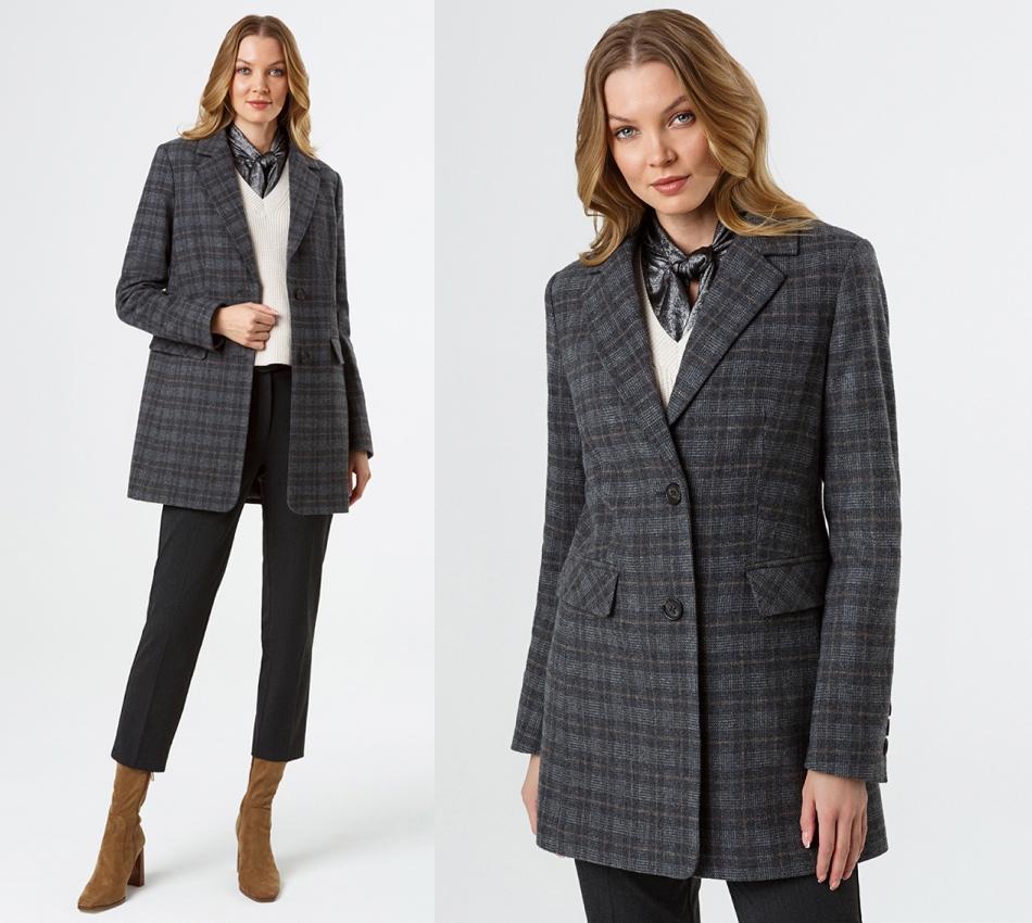 Короткое весеннее пальто