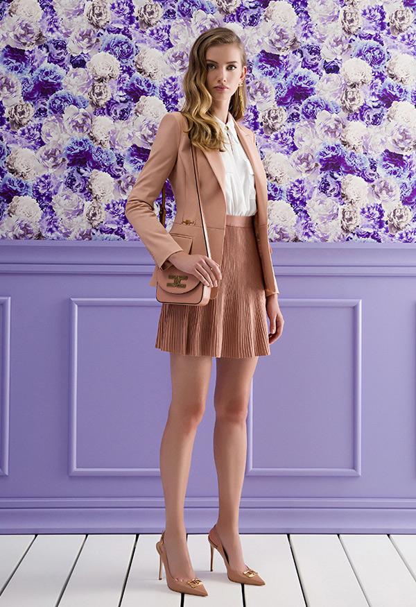 Весенняя одежда из коллекции Elisabetta Franchi
