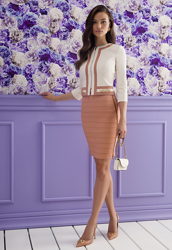 Модная одежда из коллекции Elisabetta Franchi