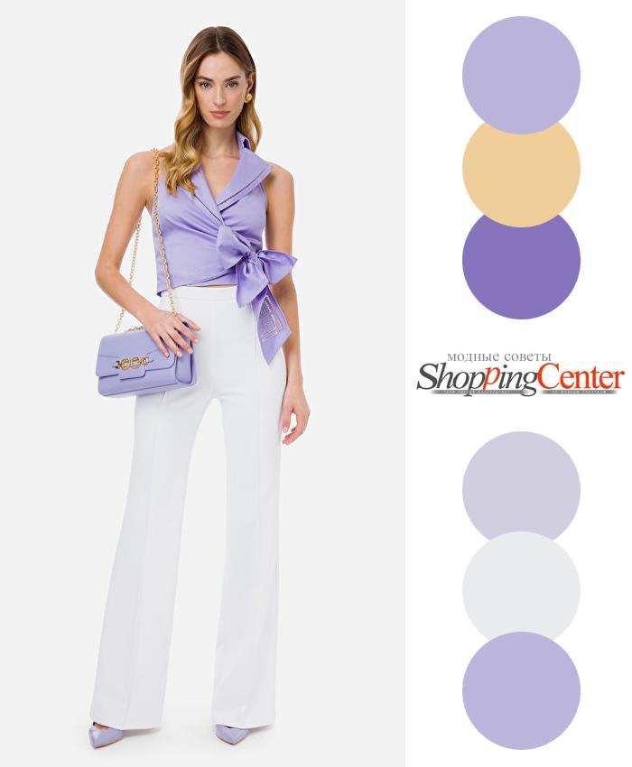 Модные цвета весны в одежде