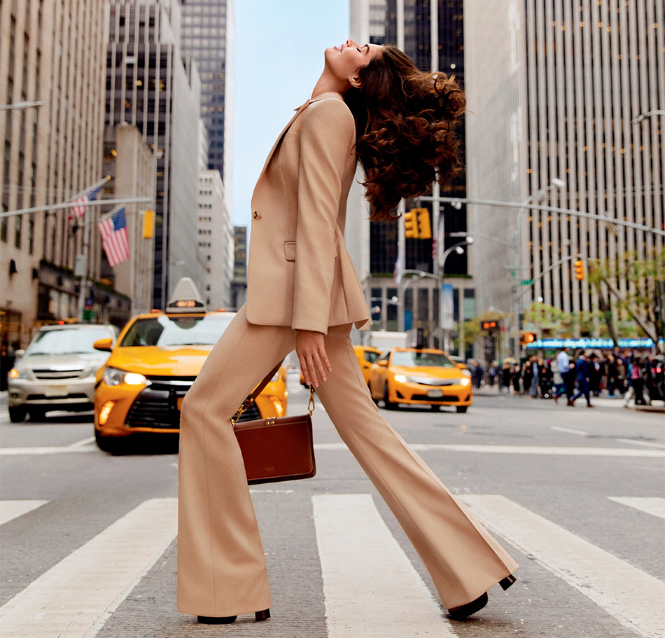 Весенняя мода, фото из коллекции Michael Kors
