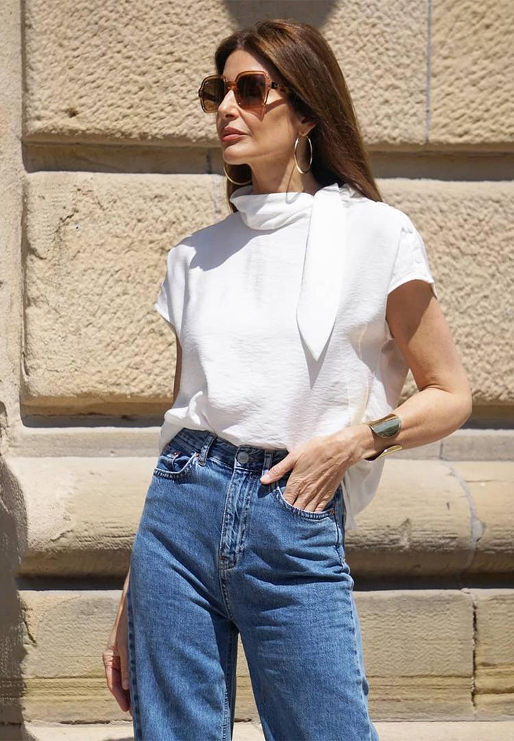 Летняя мода для женщин 40-50 лет