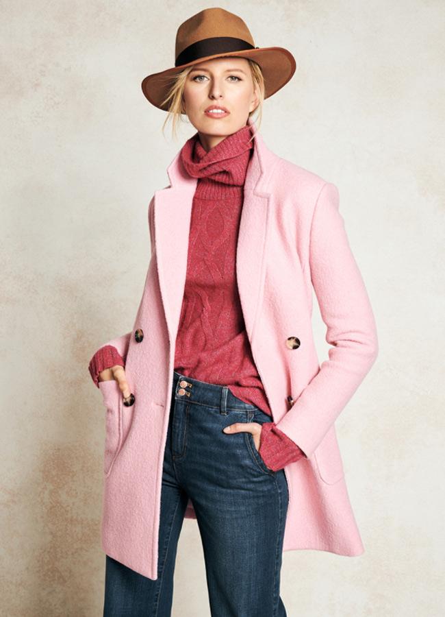 Пример, как одеваться стильно женщине