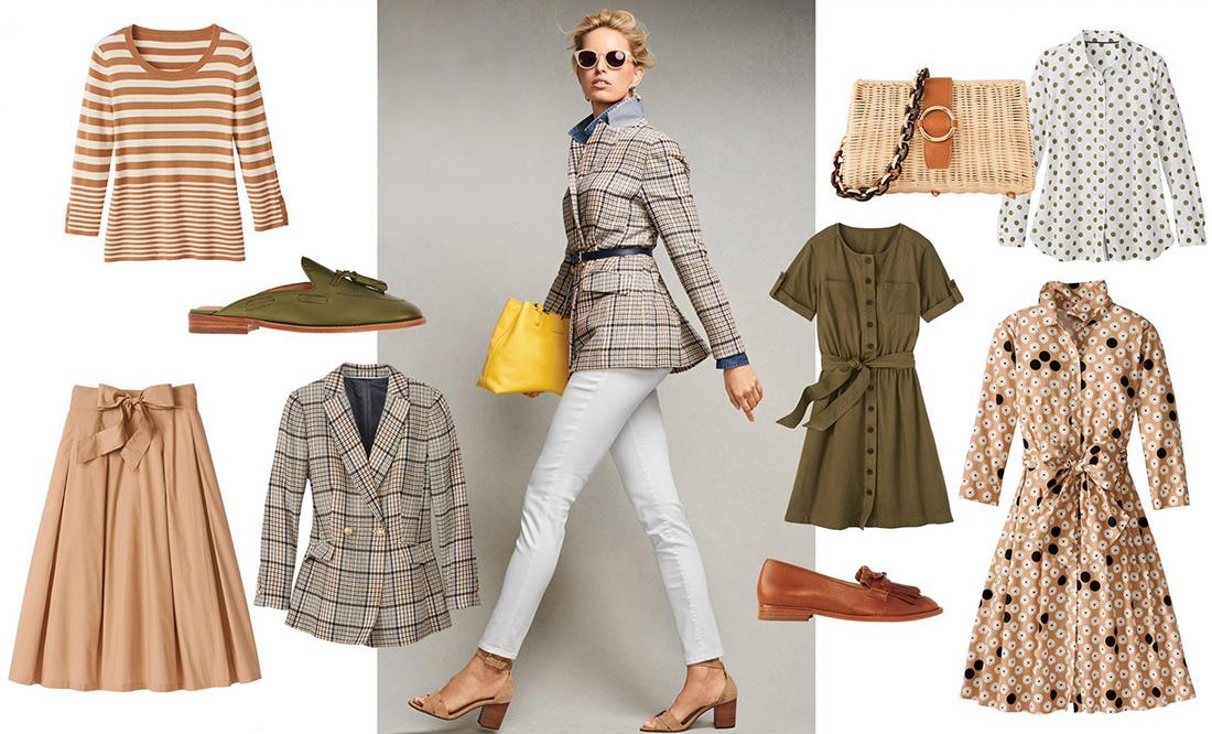 Жакет - главный секрет, как одеваться недорого, но стильно