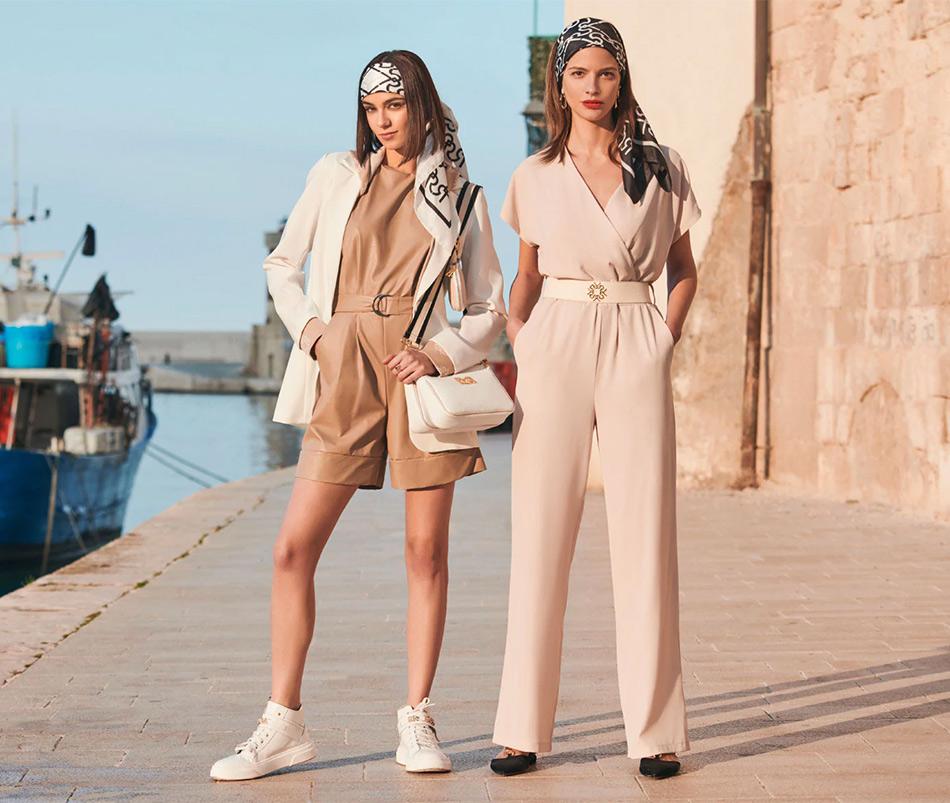 Модная одежда из коллекции Rinascimento