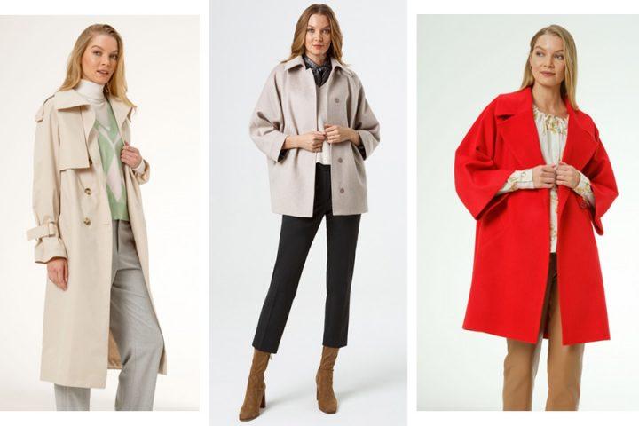 Лучшие моменты: выбираем пальто и плащи на весну