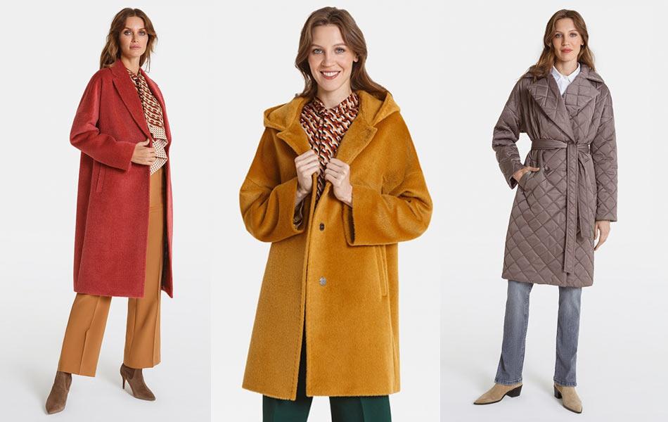Осенние радости: модные пальто сезона
